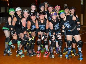 We are the Northern Allegheny Roller Derby!