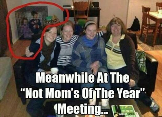 meeting of the mom
